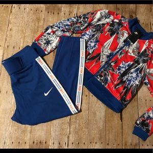 Nike blue workout pants, size XL,